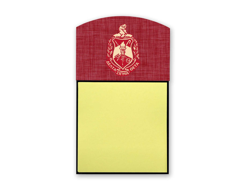 OO-OOP! OFFICE - Delta Sigma Theta Stick Note Holder Shield