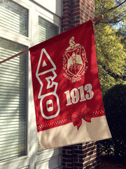 OO-OOP! HOME - Delta Sigma Theta 1913 Garden Flag or House Flag