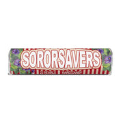 Delta Sigma Theta Soror Savers Candy - Adorn Greek Gifts
