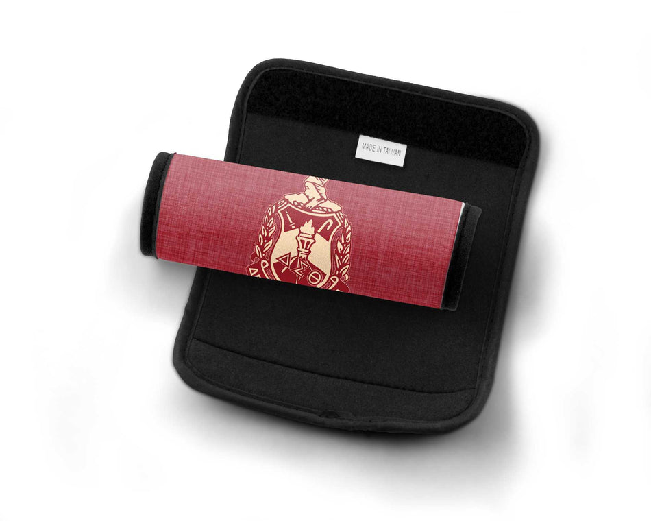 OO-OOP! TRAVEL - Delta Sigma Theta Luggage Handle Wrap