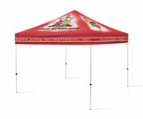 YO! EVENTS - Kappa Alpha Psi Custom Event Tent - Free Shipping
