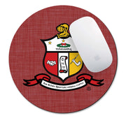 Kappa Alpha Psi Mouse Pad - Adorn Greek Gifts