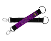 Omega Psi Phi Keychain - Adorn Greek Gifts