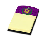 Omega Psi Phi Sticky Note Holder - Adorn Greek Gifts