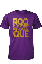 RQQ! Heard by Many T-Shirt - Omega Psi Phi