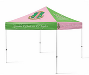 SKEE-WEE! EVENTS - Alpha Kappa Alpha Custom Event Tent