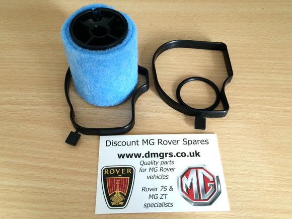Rover 75 / MG ZT CDT/CDTi PCV Filter Kit - LLJ500010 - OEM-Q