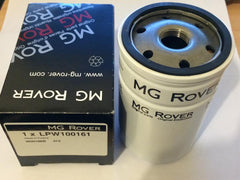 Genuine Rover KV6 (2.0 and 2.5) Oil Filter inc Sump Washer - LPW100161