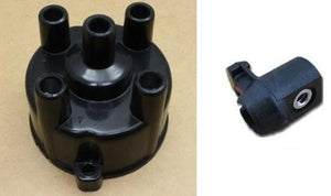 Rotor Arm and Distributor Cap Kit - K & T Series (100/200/400/MGF) NJD10010 & NJE10003 / NJE100070 / NJE100071