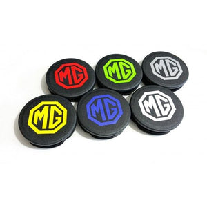 Rover 25 / MG ZR Strut Top Caps - Black