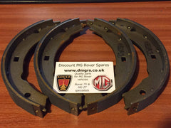 MG ZT260 / Rover 75 V8 Rear Brake Shoes - PAGID SFS000070
