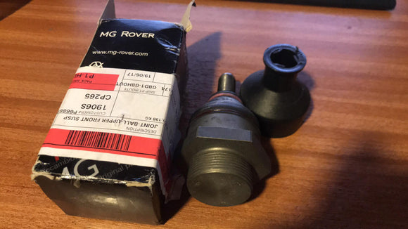 MG TF Rear Upper Ball Joint RBK000090/RBK000091 - Genuine MG Rover