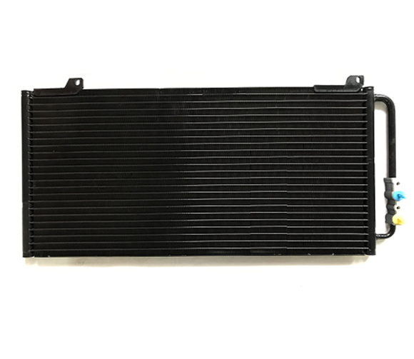 25 / 45 / ZR / ZS Air Conditioning Condenser - JRB100310SLP / JRB100310 - Genuine MG Rover