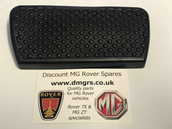 75 / ZT Automatic Brake Pedal Cover Rubber SKE100021 - Genuine MG Rover