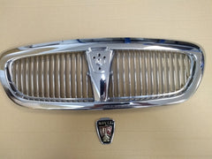 Rover 45 Full Chrome Grille & Badge DHB102690MMM