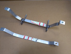 WCU000311/WCU101021 MG ZT/Rover 75 Rear silencer brackets