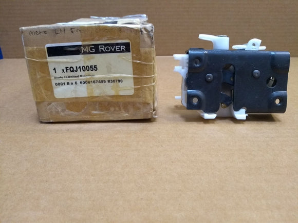 FQJ10055 -LHRover Metro/Rover 100 L/H (Nearside) front door latch assembly