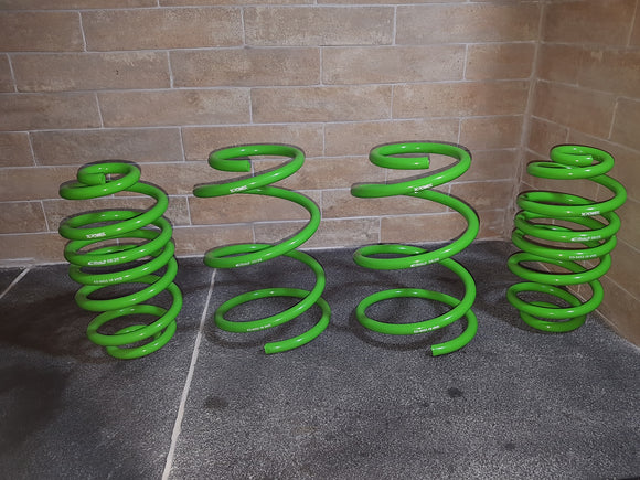 MG ZT XPower Lowering Springs - Full Set