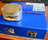 4x AE K Series Pistons, Rings and Gudgeon Pins - 1.8 inc VVC and Turbo - LFL000990 / LFL103580 / LFL000790 - Rover / MG