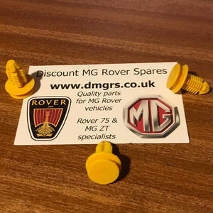 Rover 75 MG ZT Fir Tree Clips EKM100270 - Sill Plate / Kick Plate