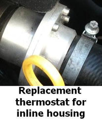 Thermostat for Meziere / Specialist Components housing - 92 degrees. FTS104.92 / QTH107K