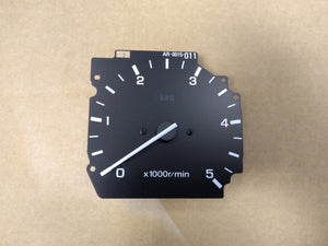YAE10022 Rover 825D Tachometer (Black) With SRS light