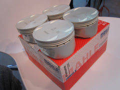 4x Mahle K Series Pistons, Rings and Gudgeon Pins - 1.8 inc VVC and Turbo - LFL000990 / LFL103580 / LFL000790 - Rover / MG