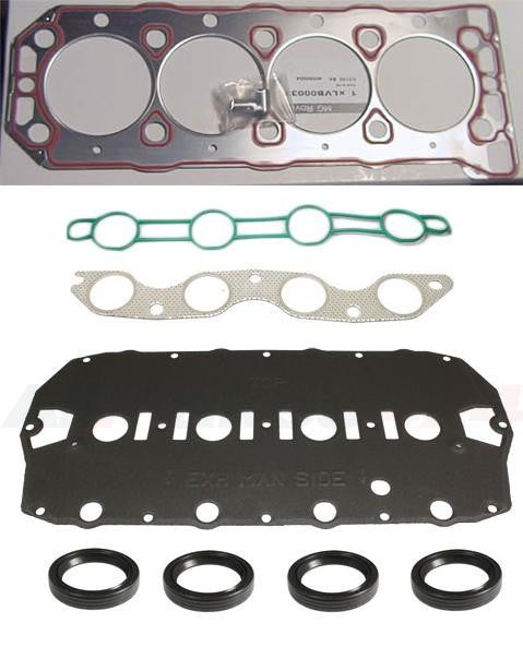 K Series (VVC) BW750 Elastomer Head Gasket Kit - OEM-Q