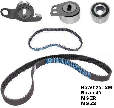 L Series Dayco Cambelt Kit - 5 Piece. For 25/45/ZR/ZS (99-06) & Freelander