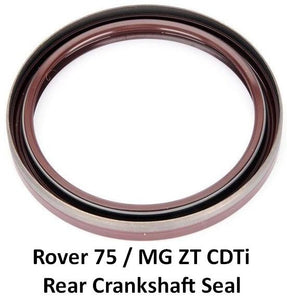 Rover 75 / MG ZT CDT/CDTi Rear Crankshaft Seal - LUF100540 OEM-Q