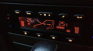 75 / ZT Climate Control ATC Upgrade Kit - MG7 / Roewe 750