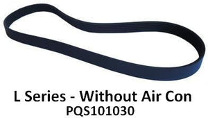 Rover L Series Auxiliary Belt (Non-AC) - PQS101030