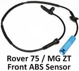 Rover 75 / MG ZT Front ABS Sensor - Genuine MG Rover - SSB000150