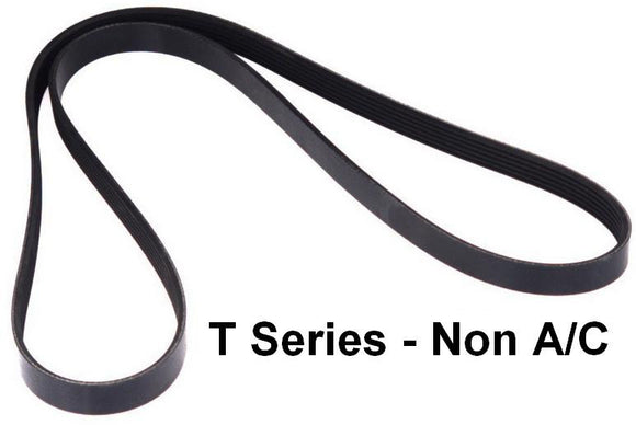 T Series Auxiliary Drive Belt - No A/C (inc Turbo) PQS101590