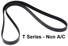 T Series Auxiliary Drive Belt - No A/C (inc Turbo) PQS100900