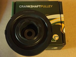 Rover 75 / MG ZT CDT/CDTi OEM-Q Crankshaft Pulley / Damper - LHG100750