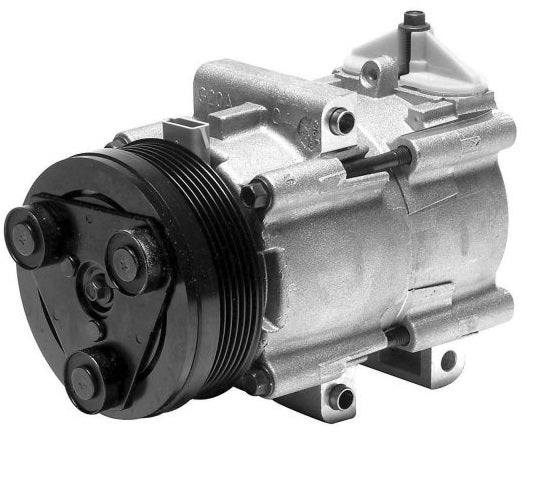 MG ZT260 / Rover 75 V8 A/C Compressor - JPB000320 - Genuine DENSO Air Conditioning