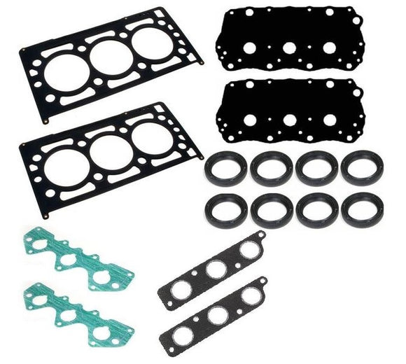 KV6 Head Gasket Kit - OEM. Fits Rover 45/ZS/75/ZT 2.0 and 2.5 V6. LVB101630