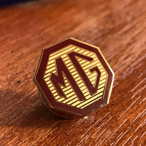 MG Lapel Pin