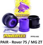 Rover 75 / MG ZT Powerflex Front Wishbone Bush Kit
