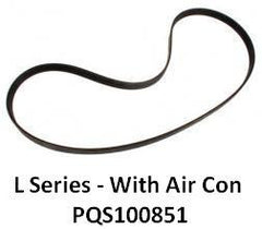 Rover L Series Dayco Auxiliary Belt (With AC) - PQS100851