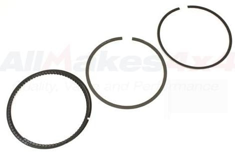 K Series Piston Rings - 1.6 / 1.8 inc VVC and Turbo - LFP101320 - Rover / MG