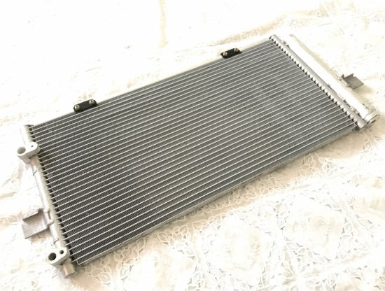 75 / ZT A/C Condenser - JRB000140 - Genuine MG (All Models inc 260)