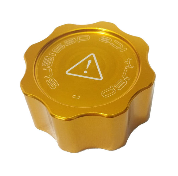 Aluminium Coolant Cap Cover - 25 / 45 / ZR / ZS (All Engines) - Various Colours