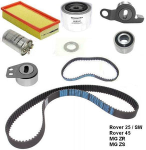 L Series Dayco Cambelt Kit & Service Kit Promo - 5 Piece. For 25/45/ZR/ZS (99-06)