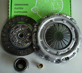 Genuine MG Rover ZS180 Clutch Kit - URF000140 / URF000141