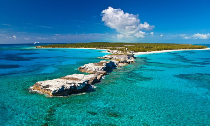 Save Lighthouse Point Beach Eleuthera