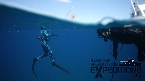 headhunter spearfishing bahamas expedition