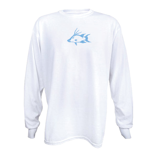 Wordly T-shirt Long Sleeve