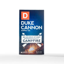 Load image into Gallery viewer, Duke Cannon - Big Ass Brick of Soap - Campfire